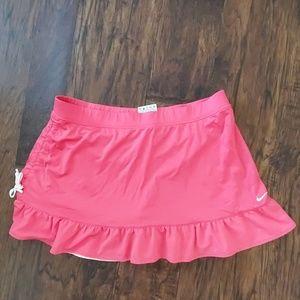 Nike Dry Fit Pink Tennis Skort size Medium